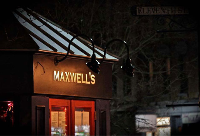 Maxwell's in Hoboken, New Jersey