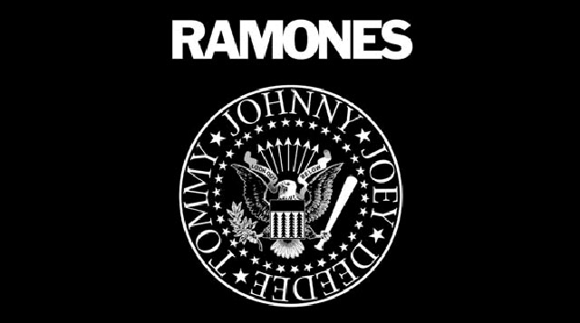Ramones logo created by Arturo Vega