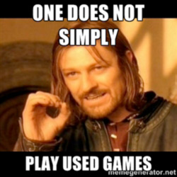 """""""One Does Not Simply..."""""""