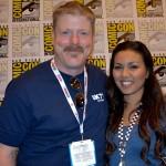 Marceline: John Dimaggio and Jake Olivia Olson