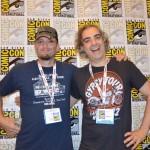 Superjail: Stephen Warbrick and Christy Karacas