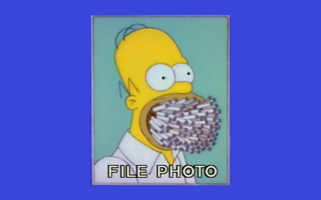 Homer Simpson File Photo