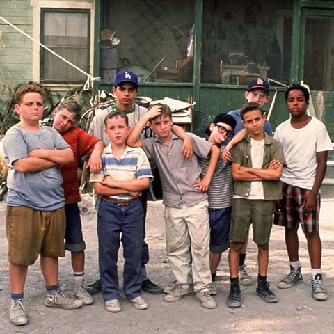 What are all of the child actors from the movie The Sandlot doing ...