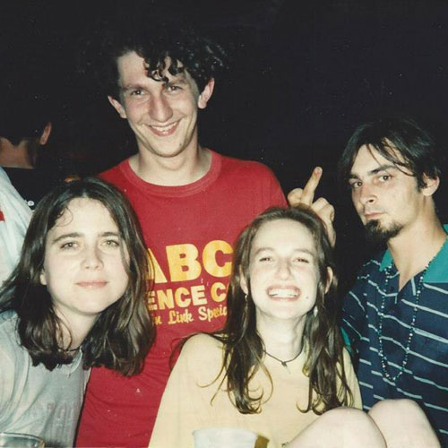 veruca salt s original lineup including both nina gordon and louise