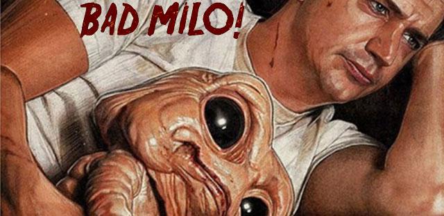 """Bad Milo"" starring Ken Marino"