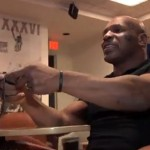 "Watch Mike Tyson Play the 1987 NES Game ""Mike Tyson's Punch-Out!!"" for the First Time Ever…in 2013"