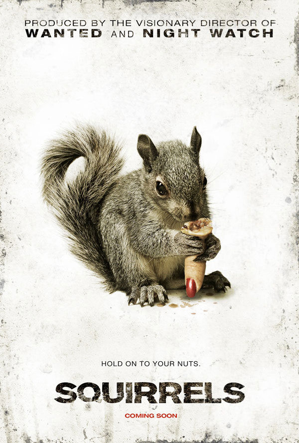 Squirrels - Hold On to Your Nuts