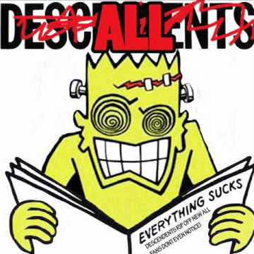 "ALL ""Everything Sucks"" demo (pre-Descendents)"