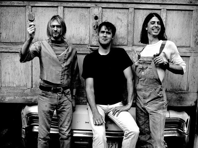 Nirvana | photo by Anton Corbijn