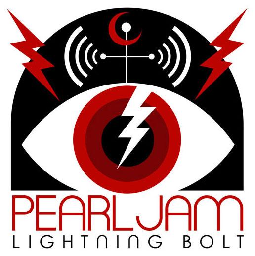 """Pearl Jam """"Lightning Bolt"""""""