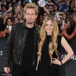"Recently Married Avril Lavigne and Chad Kroeger of Nickelback Release Duet ""Let Me Go"""