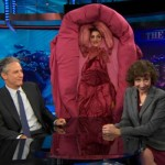 "Kristen Schaal Unveils a Line of Sexy Halloween Costumes on ""The Daily Show"""