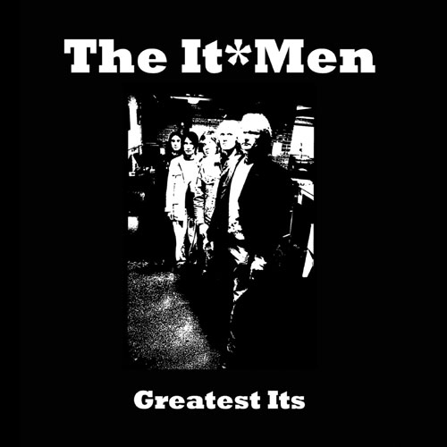 "The It*Men ""Greatest Its"" album cover art"