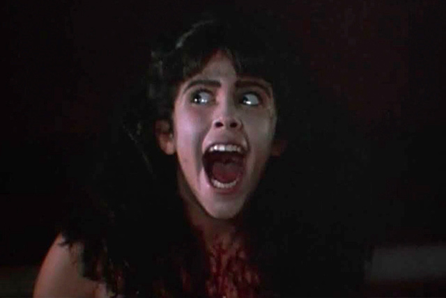 Felissa Rose in Sleepaway Camp