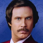"Emerson College to Rename Its Communications School the ""Ron Burgundy School of Communications"" for a Day – Will Ferrell to ""Teach"" a Class"