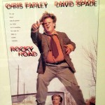 "Check Out the Original ""Tommy Boy"" Movie Poster When It Was Called ""Rocky Road"""