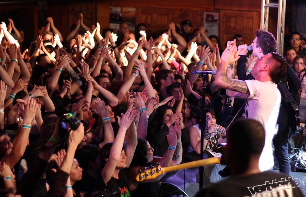 Anti-Flag's 20th Anniversary show by Sara Zaidi