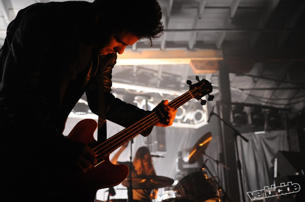 Black Rebel Motorcycle Club by Cayte Nobles
