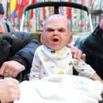 Watch: Devil Baby Terrorizes the Streets of New York City