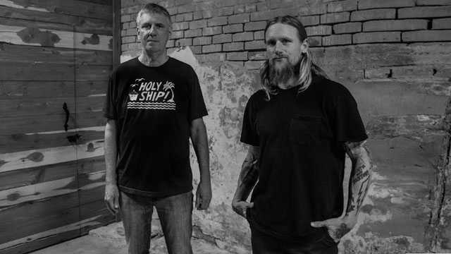 Greg Ginn and Mike Vallely