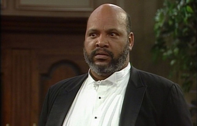 James Avery Uncle Phil On Fresh Prince Of Bel Air And