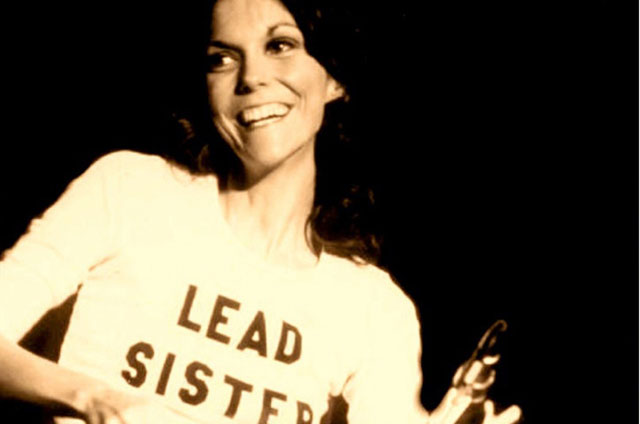 "Karen Carpenter, ""lead sister"" of The Carpenters"