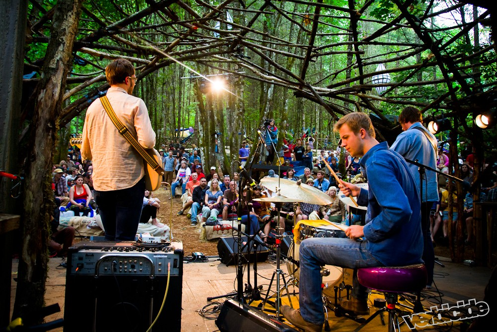 Sturgill Simpson at Pickathon by Christell Morgan