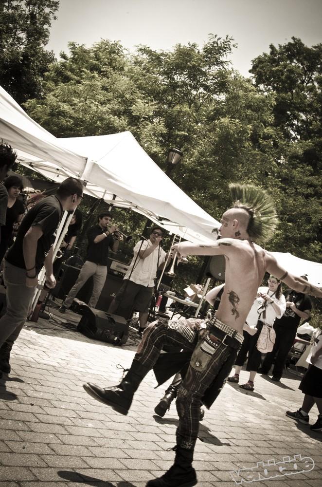 Punk Island Music Festival by Kaitlyn Laurel McGann