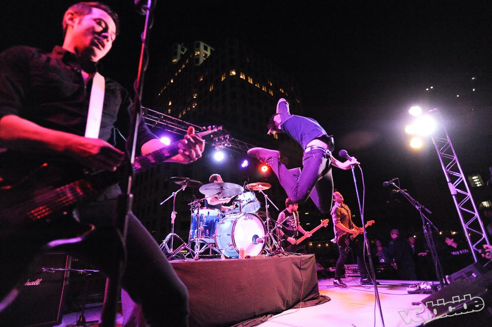 Riverboat Gamblers at SXSW by Jessica Alexander