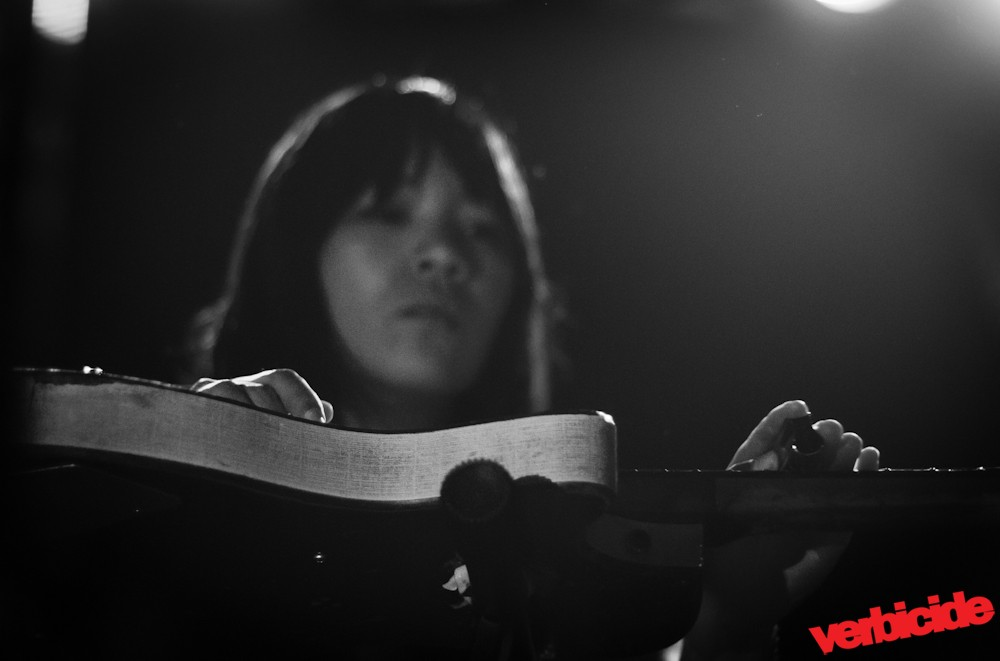 Thao with the Get Down Stay Down by Heather Schofner