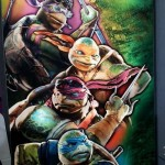 "See the New ""Ninja Turtles"" Promo Movie Poster"