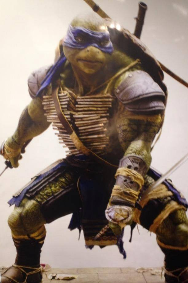 New Teenage Mutant Ninja Turtles Character Designs ...