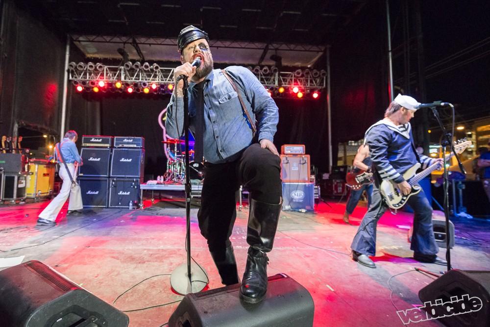 Turbonegro at Punk Rock Bowling by Adam Shane