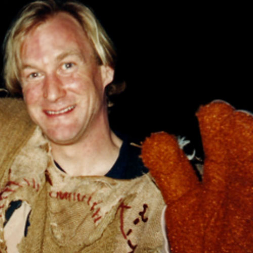 Puppeteer John Henson Son Of Muppets Creator Jim Henson