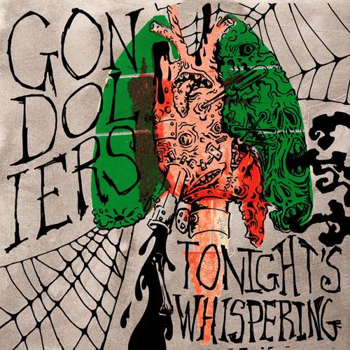 "Gondoliers ""Tonight's Whispering"""