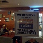 Arizona Passes Pro-Discrimination Bill, So Pizzeria Refuses Service to Legislators