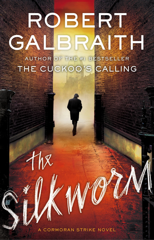 """The Silkworm"" by Robert Galbraith (JK Rowling)"
