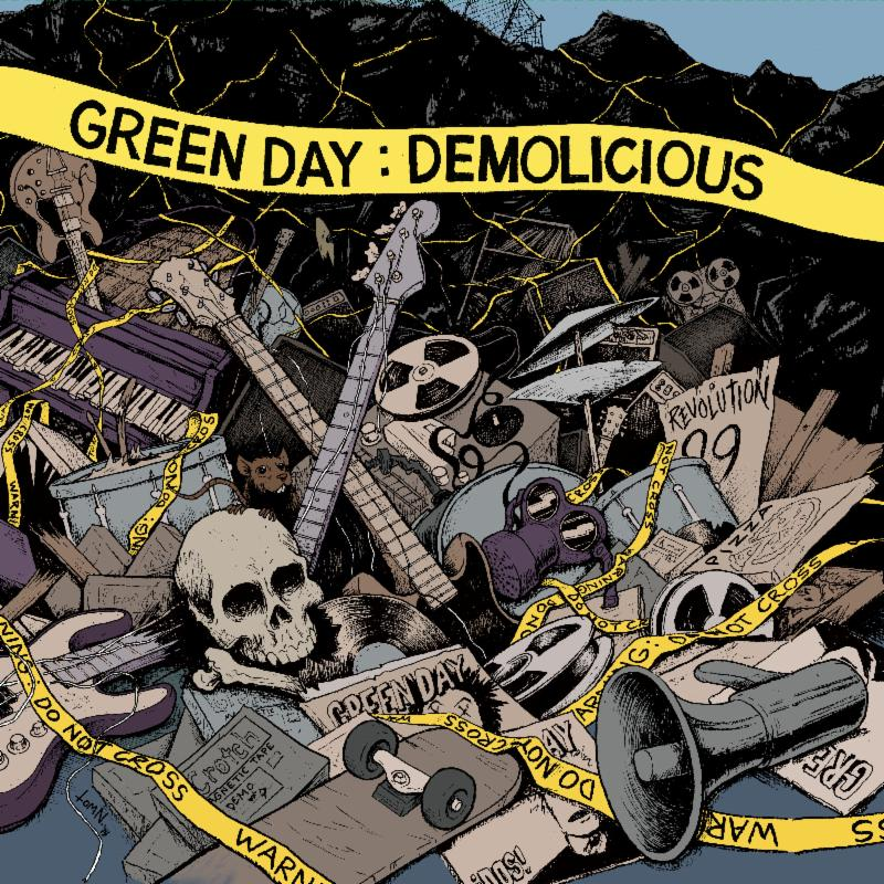 "Green Day ""Demolicious"""