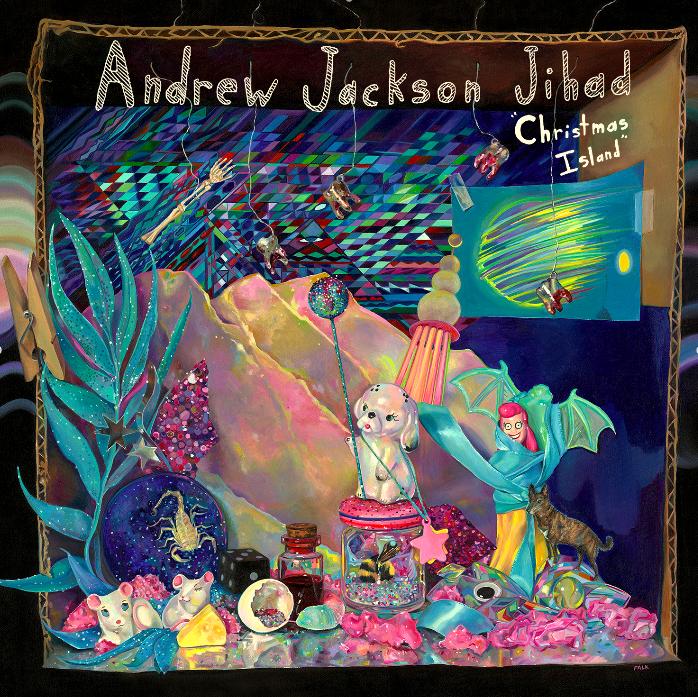"""Andrew Jackson Jihad """"Christmas Island"""""""
