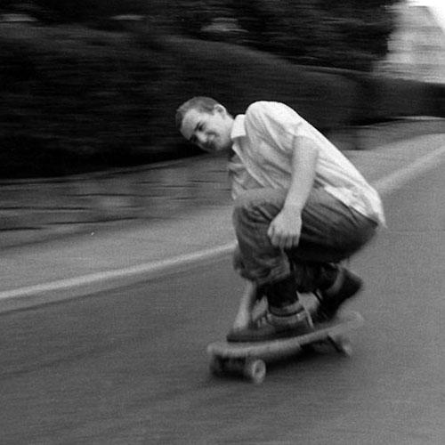 Watch Ian Mackaye On Skateboarding