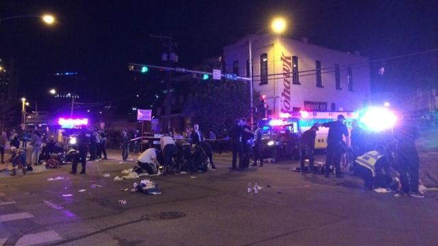 SXSW 2014 accident | photo by Colin Kerrigan Via Twitter