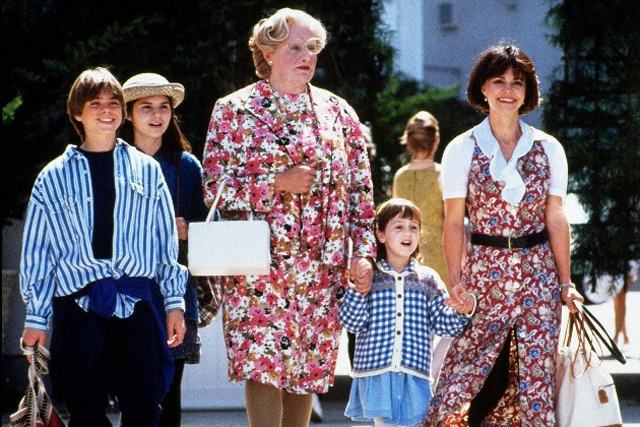Mrs. Doubtfire sequel to be made