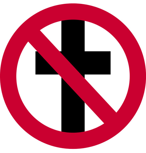Bad Religion cross logo