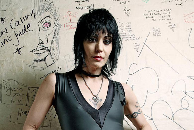 joan jett in 2019  Joan jett Joan jett young Great haircuts