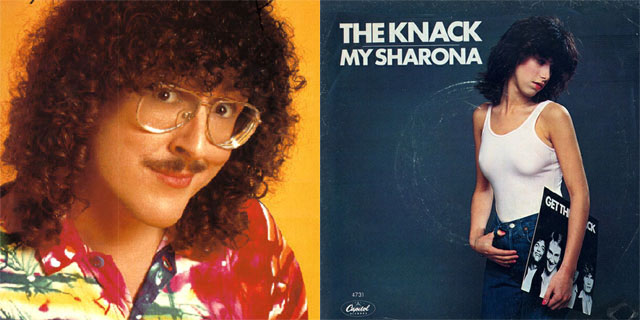 "Parodies of The Knack's ""My Sharona"""