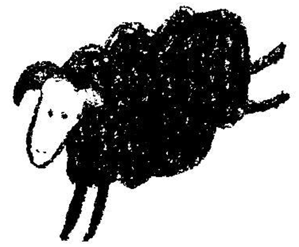 Minor Threat black sheepMinor Threat Logo