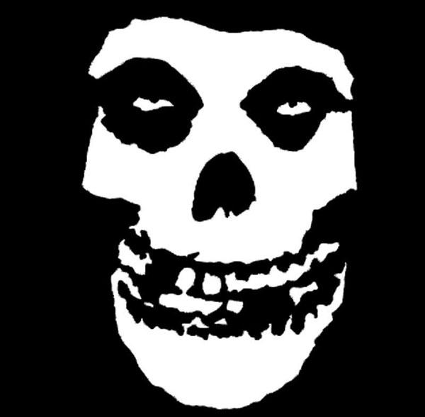 Misfits skull logo