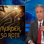 "Watch: Jon Stewart Discusses America's Acceptance of Mass Shootings on ""The Daily Show"""