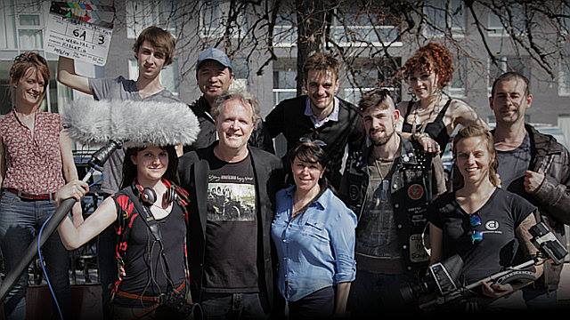 Punk Noir cast and crew