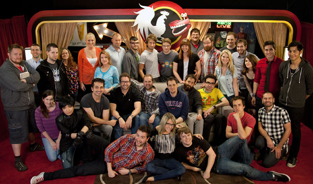 Rooster Teeth, photo by Brian Huynh